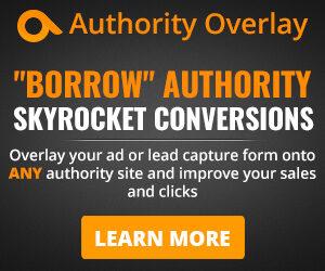 Authority Overlay Best of Tai Lopez Site