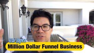Tai Lopez WFBA Website funnel building agency