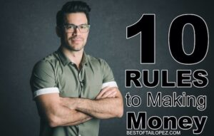 TAI LOPEZ 10 Rules to making money