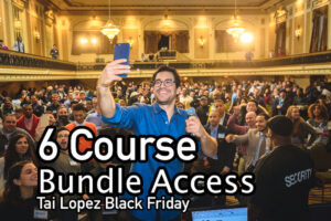 tai lopez black friday sale