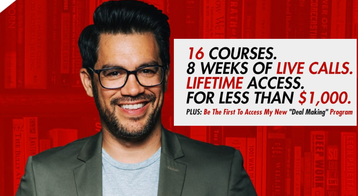 Tai Lopez new year 16 course sale