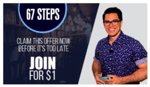 67 Steps with Tai Lopez 2020 Deal