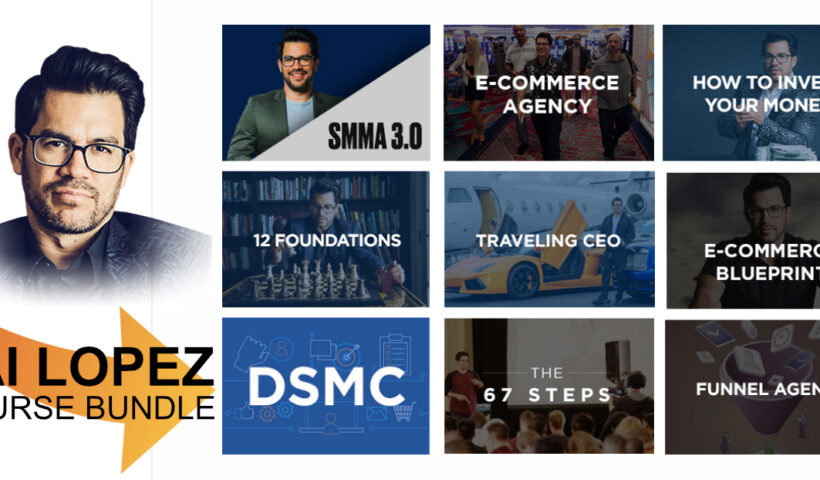 Tai Lopez Course Sale