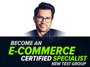 Tai Lopez E-Commerce Certified Specialist