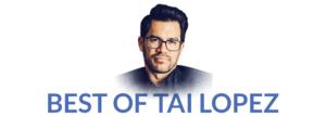 Best of Tai Lopez Logo