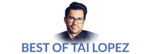Best of Tai Lopez Logo Main
