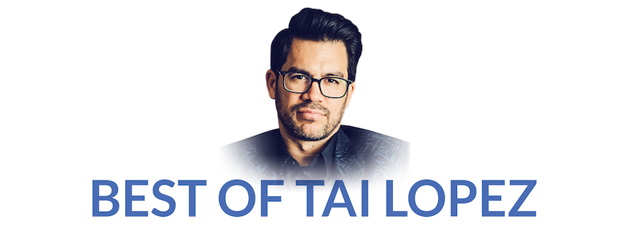 Best of Tai Lopez Logo Main